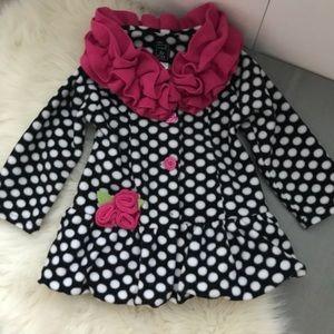 Other - Toddler Girls Flower Coat 🌺 3T